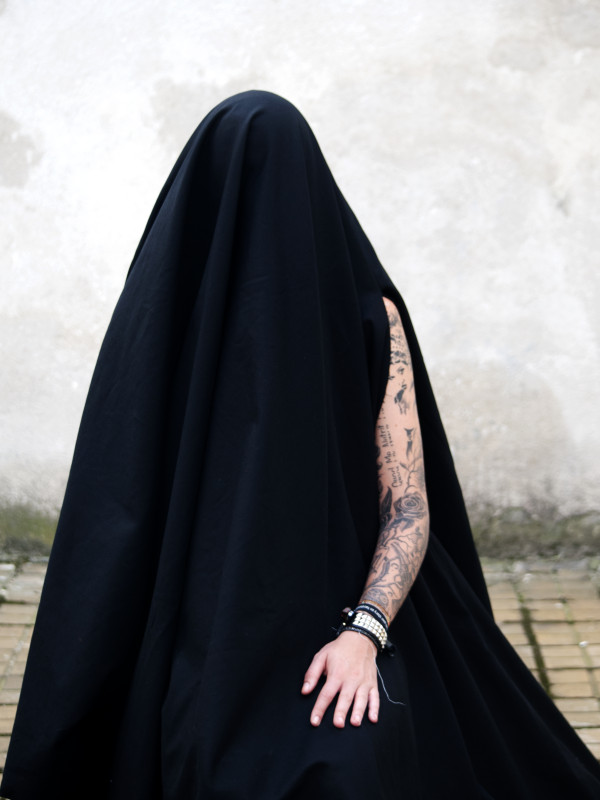 This is not a burka