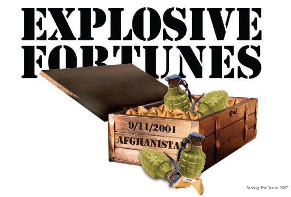 Explosive Fortunes