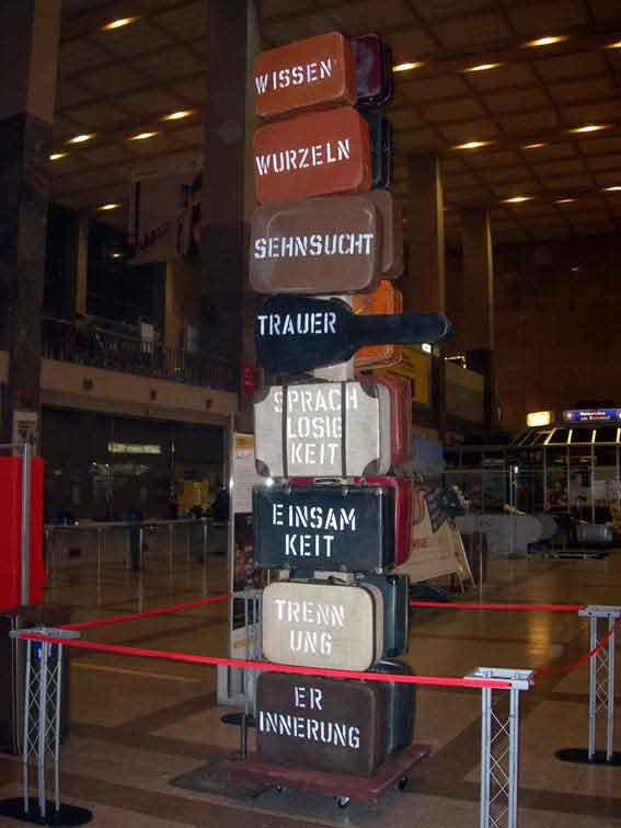 Emigrant Suitcase